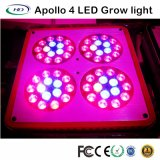 El diseño clásico Apolo 4 LED crece la luz para las hierbas y las flores