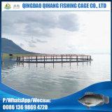 Vida útil longa Salmon Fish Farming Cages