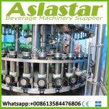 Le flacon en verre de l'eau à gaz Machine de remplissage du système de production de boissons gazeuses