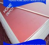 최신 판매! E1로, E2 의 씨 의 멜라민, WBP는, 페놀 (빨강, 브라운 검정) 필름 합판을 직면했다