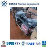 De boot 40HP, Type van V, 4 strijkt, Water Gekoelde Tweeling Diesel van 2 Cilinder BuitenboordMotor
