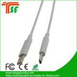 Cable de carga de datos tipo C popular para teléfonos