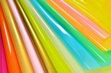 La película de cristal de PVC por calendario