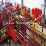 Холоднопрокатная/горячекатаная стальная прокладка разрезая оборудование