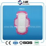 Day Night Use Super Absorption Sanitary Napkin Pads Prix compétitif