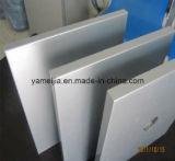 El panal de aluminio artesona los paneles de aluminio de la partición