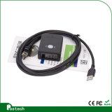 Beweglicher Scanner des Qr Barcode-Scanner-Ms4100 für den decodierenden Code 1d/2D, Azteke, Qr Code, Pdf417, Datamatrix, reparierter eingehangener Scanner für Kiosk