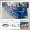 750のカラー小企業のための機械を家庭で形作る鋼鉄屋根瓦ロール