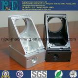 Подгонянный CNC металла подвергая механической обработке и часть сварочного аппарата запасная