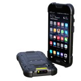 4G Lte Ruwe Smartphone met Lezer 13 van Hoge Prestaties NFC de MegaCamera van Pixel & het Dubbele Naadloze Zwerven van WiFi van Banden