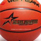 Baloncesto resistente del entrenamiento del alto grado No. 7 clásicos
