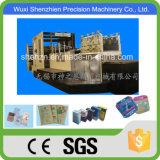 Pequeña bolsa de papel de inversión que hace la máquina en Wuxi Fabricante