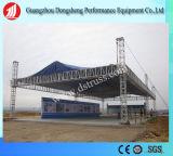 Exposition du système de treillis de plein air Truss Truss en aluminium