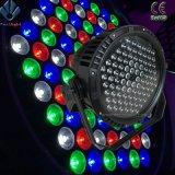 Impermeable 54X3w LED PAR puede luz
