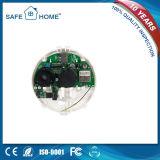 Detector de humos casero del sistema de alarma G/M