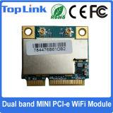 ハイファイ健全なボックスのための上7612e 802.11ACデュアルバンド867Mbps小型Pcie WiFiのモジュール