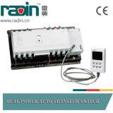 LCD表示が付いているRdq3NMBシリーズMCCBタイプ自動転換スイッチ