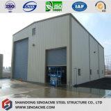 China-Qualitätsfertigstrukturelle Logistik-Speicher-Stahlhalle