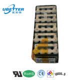 E手段のための高エネルギーLiFePO4 36V 15ah電池のパック