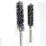 Escova de lustro Deburring da câmara de ar do condensador com boa qualidade
