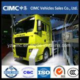 판매를 위한 Sino 트럭 Sitrak C7h 6X4 트랙터 트럭 440HP Euro4
