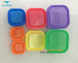 健全な生活BPAは、色分けされた部分制御容器キット多彩、7部分漏出証拠、21日の立案者を解放する