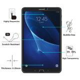 Плата 4 галактики 10.1 протекторов экрана Tempered стекла вспомогательного оборудования клетки/мобильного телефона на плата 4 галактики Samsung 10.1 дюйма