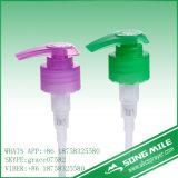 28/410 바디 로션을%s 펌프를 가진 다채로운 나사 로션 병