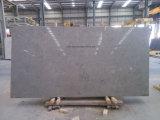 Lastra Polished grigia di marmo naturale di punto delle mattonelle del Jura per esterno