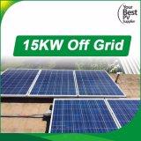 Самая лучшая конструкция 15kw самонаводит солнечные электрические системы