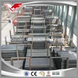 O quadrado & a tubulação de aço retangular como por ASTM A500/En10219/En10210 diluem a tubulação retangular da espessura de parede