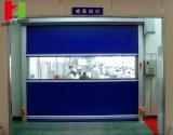 Portello industriale della saracinesca dell'autocontrollo con il tessuto del PVC (Hz-H581)