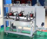 Machine feuilletante de commande numérique par ordinateur de Multifuntion de portées de Wt300-3c trois