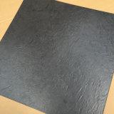 """スレートによって浮彫りにされるPVC乾燥した背部/接着剤/ビニールの床タイル(18 """" X18 """"、36 """" x36 """")"""