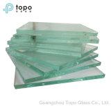 1,9 mm-25mm claro Edificio Folat láminas de vidrio (W-TP)