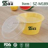 Épaissir ronde à usage unique Boîte à lunch & bol de soupe à emporter avec un couvercle