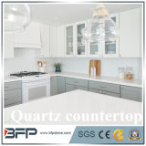 2017 Driect fábrica venda por melhor qualidade de quartzo branca falsos bancada