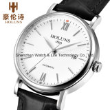 ステンレス鋼のスイスのMovmentの自動男性用腕時計