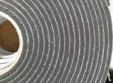 Schwarzes Farben-Feuerfestigkeit selbstklebendes Belüftung-Schaumgummi-Band