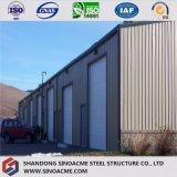 Prefabricated H 단면도 광속 강철 창고 또는 작업장 또는 건물