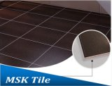 Leather-Look rustikale Wand des Kaffee-300X600 und Fußboden-Fliese