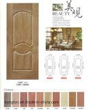 Porte intérieure en bois de pin de Radiata (KD02E) (porte en bois solide)