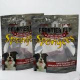 Раговорного жанра Ziplock мешок пластичный упаковывать для еды любимчика/собачьей еды