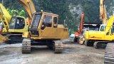 Parte superior de China que vende 22 toneladas de máquina escavadora hidráulica da roda