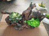 Artesanía de madera de imitación para la decoración