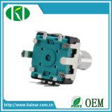 codificatore rotativo di 12mm con la spinta sull'interruttore per l'Multi-Altoparlante Ec12-1d