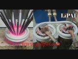 Macchina termica di brasatura di induzione della saldatura del tubo con il refrigeratore