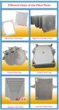 De Pers van de Filter van de Olie van de plaat en van het Frame met PLC Controle