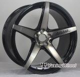 L'alluminio borda il mercato degli accessori rotella della lega dell'automobile da 19 pollici