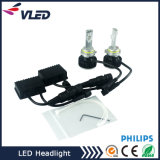 Auto Headlight Bulbs 40W 4000lm Headlight Glass Lens 9005 Headlight Replaces Halogen en HID